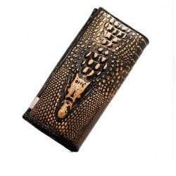 Мужской кошелёк из эко-кожи