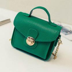 Женская маленькая сумочка из PU кожи