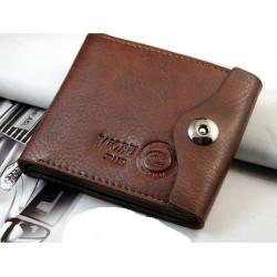 Мужской кошелёк из натуральной кожи