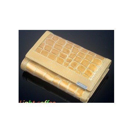 Женский компактный кошелёк из натуральной кожи TEMANLI