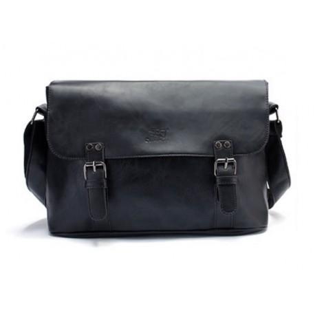 Mужская сумка через плечо THREE-BOX