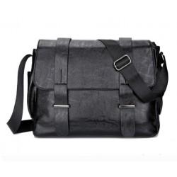 Mужская сумка через плечо ( PU )