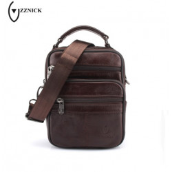Mужская сумка (100% натуральная кожа)