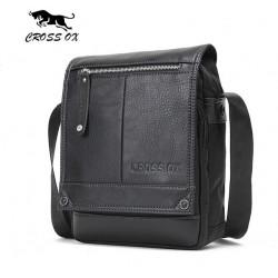 CROSS OX мужская сумка из PU кожи и высокопрочной ткани