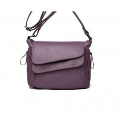 Sieviešu soma no dabīgas ādas