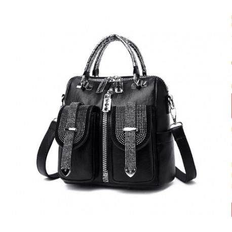 Женский рюкзак из PU кожи